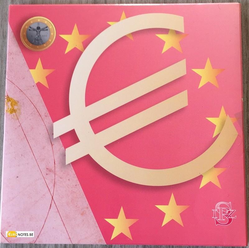 Italy 2005 - euro set BU FDC