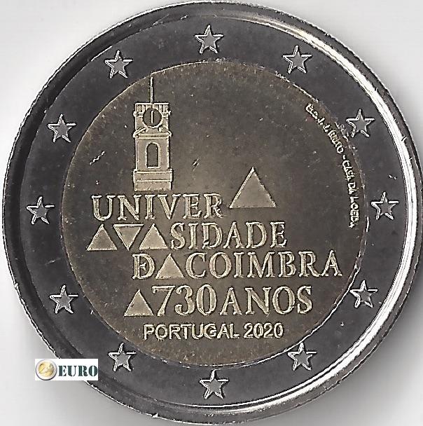 2 euros Portugal 2020 - Universidad Coimbra UNC
